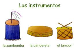 los-instrumentos